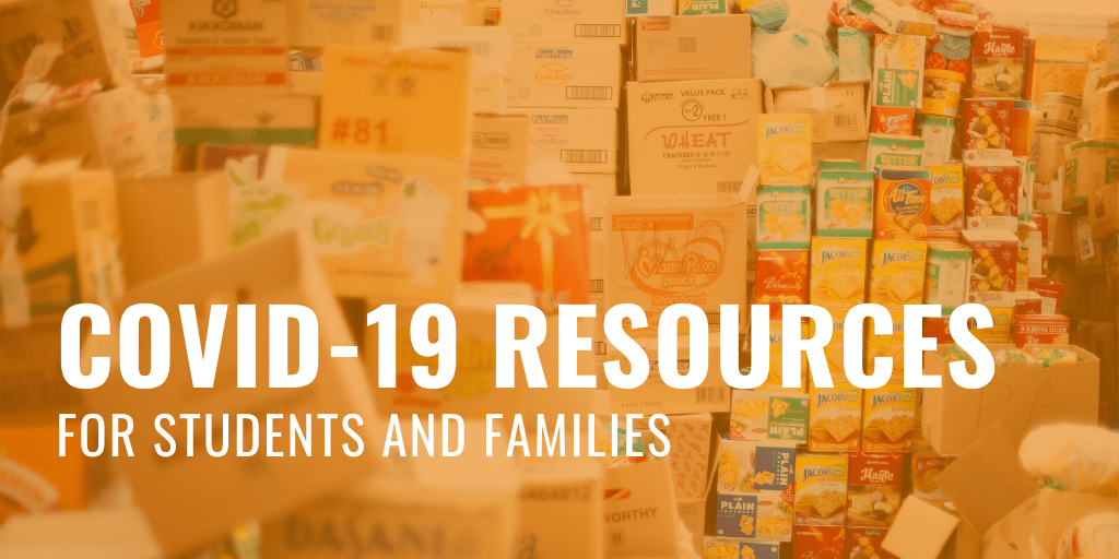COVID-19 Resources for Denver Students and Families
